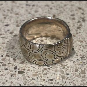COACH Signature C's Ring